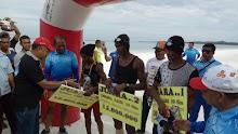 Robertubun Bersaudara Sapu Bersih Juara Lomba Lari 10 K