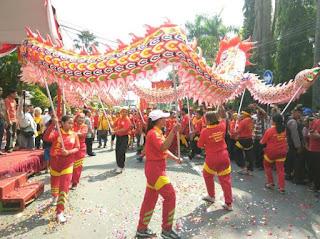 Semarak Peringatan YM Makco Thian Zhang Zen Mo Di Kediri