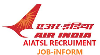 AIATSL Recruitment 2019 for 190 Assist./Customer Agent/Cabin Crew | Last Date 7 May 2019