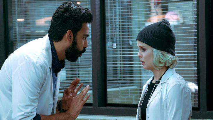 iZombie - Episode 4.02 - Blue Bloody - Promotional Photos + Press Release