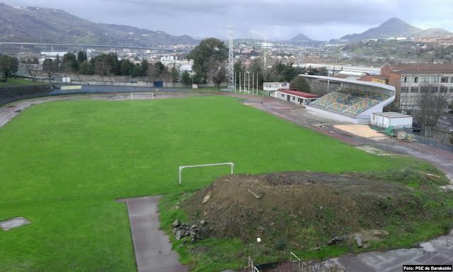 ciudad deportiva de San Vicente