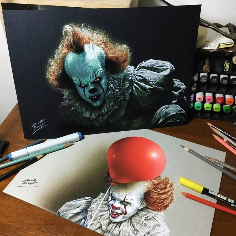 06-It-Pennywise-Marcello-Barenghi-www-designstack-co