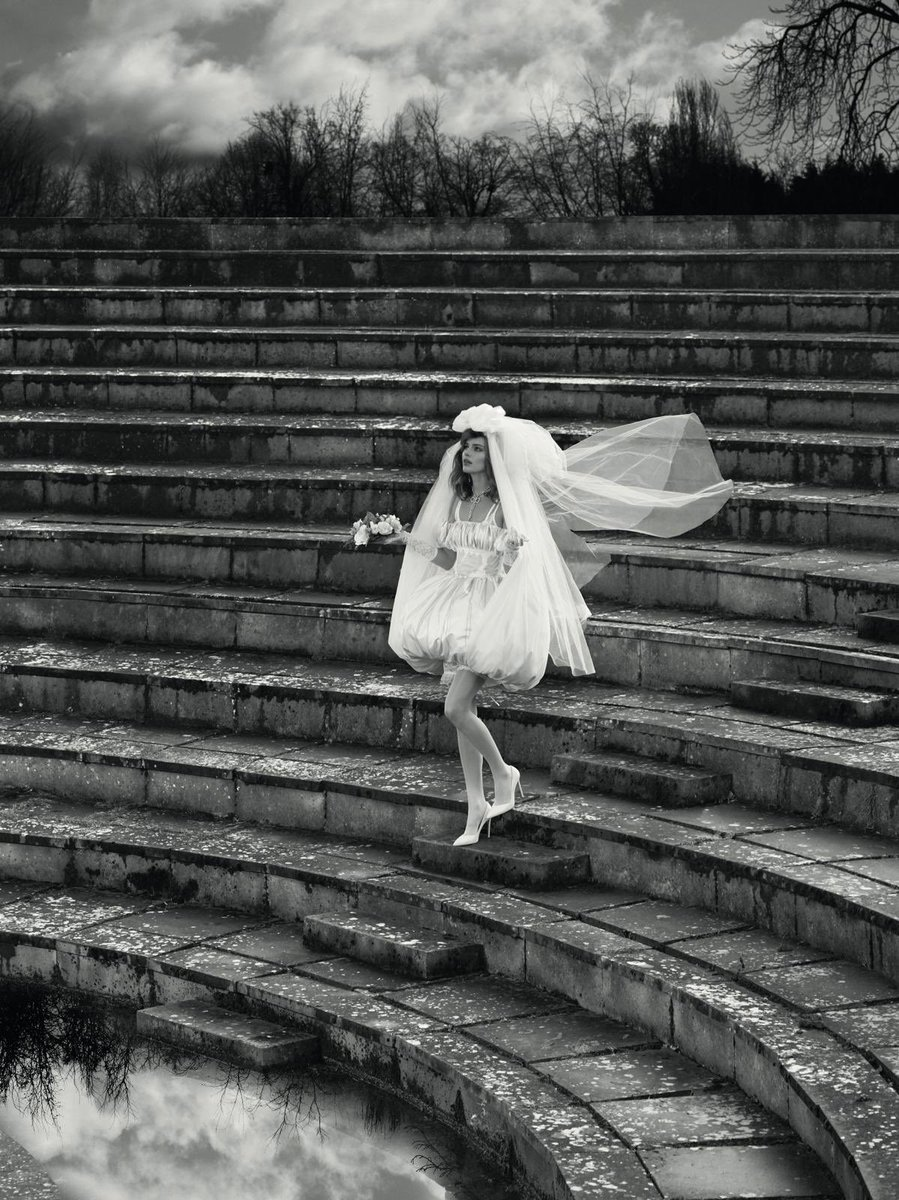 Kendall Jenner Vogue Italia Photoshoot