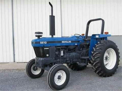 New Holland Agriculture Manual PDF: New Holland 5610S, 6610S ... on