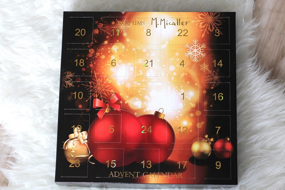 M.Micallef perfume advent calendar