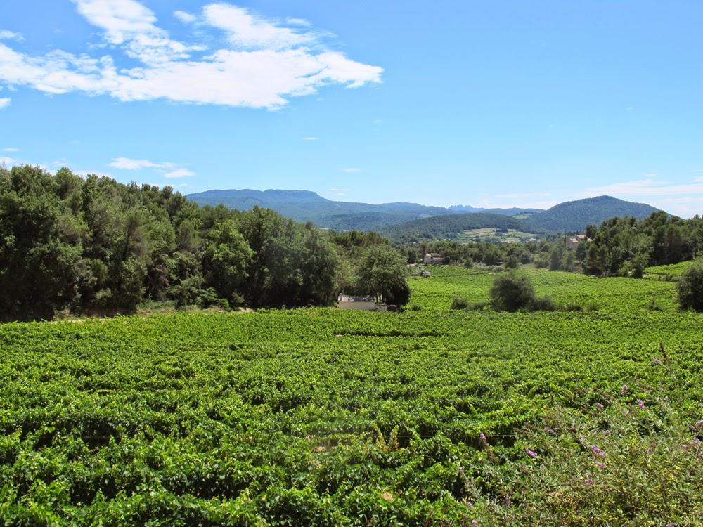 Bastide la Combe, Vaison-la-Romaine, Provence