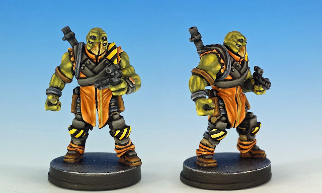 Onar Koma, Imperial Assault (2016), painted miniature