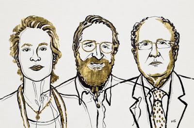 2018 Nobel Chemistry Laureates
