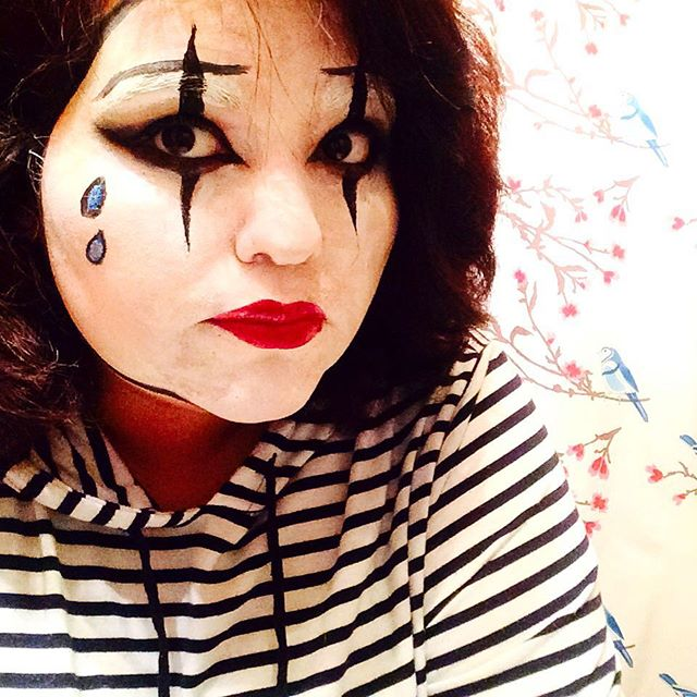 halloween make up idee