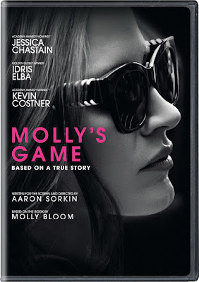 Molly's Game DVD