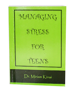 Christian books in Nairobi Kenya Managing Stress for Teens
