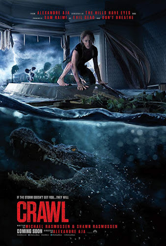 Crawl (BRRip 720p Dual Latino / Ingles) (2019)