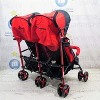 pliko speedy twin buggy baby stroller