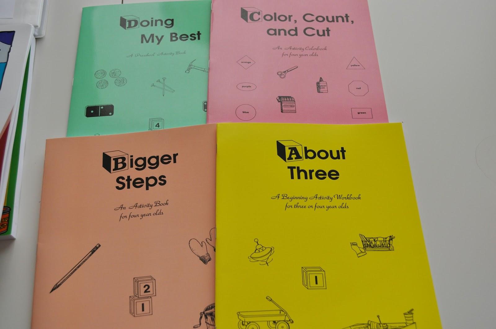 Workbooks rod and staff workbooks : Suburbs Mama: Our Homeschool Curriculum 2013-2014