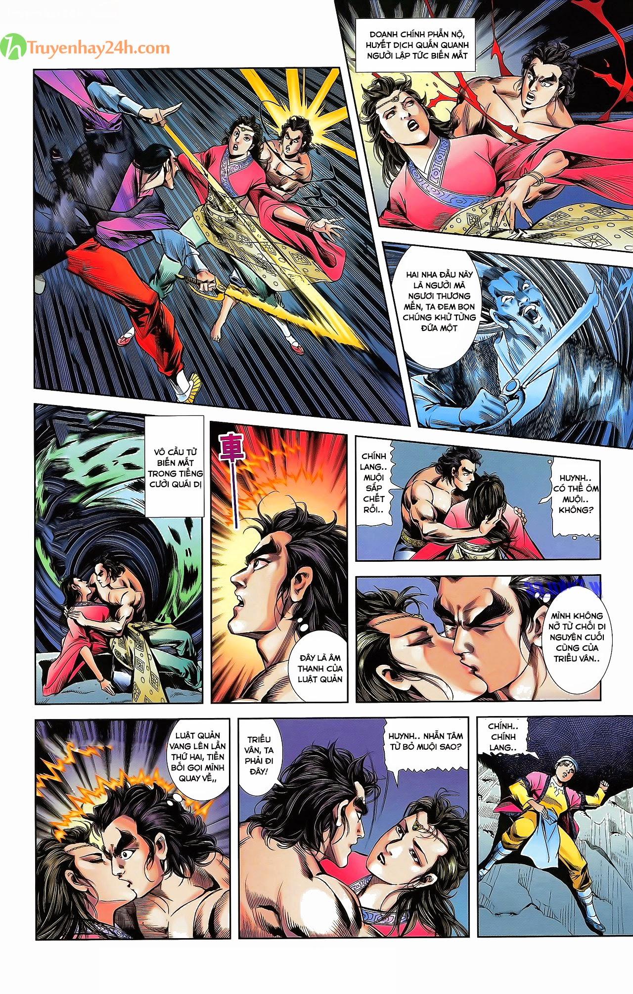 Tần Vương Doanh Chính chapter 30 trang 25