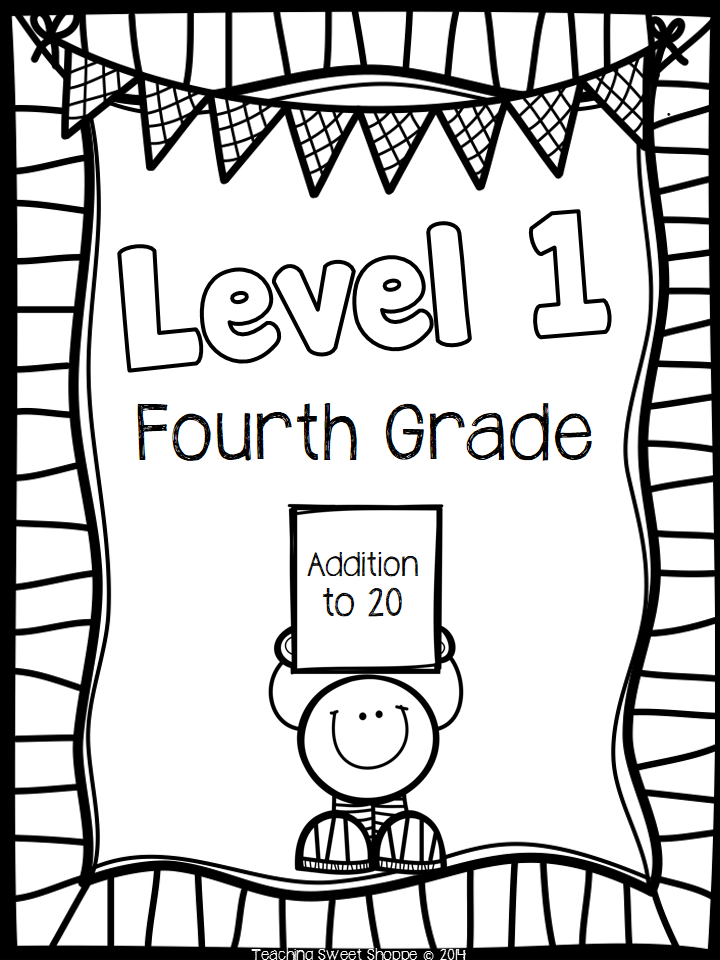 The Teaching Sweet Shoppe!: SMAD Math Fact Fluency Program