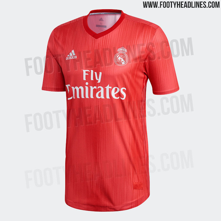 312dc719a Real Madrid 18-19 Third Kit Released - Footy Headlines