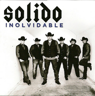 Solido - Inolvidable (2013) (Album / Disco Oficial)