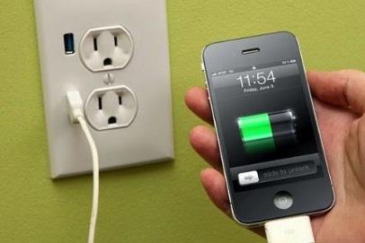 Perhatikan Betul Saat Sedang Charge Smartphone