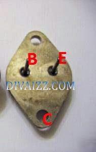 Menentukan Kaki Basis Transistor - www.divaiz.com