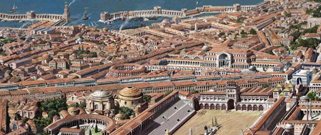 Bizancio y Derecho de la antigua Roma