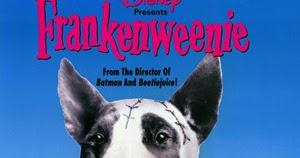Black Hole Reviews Frankenweenie 1984 Tim Burton S Original Short