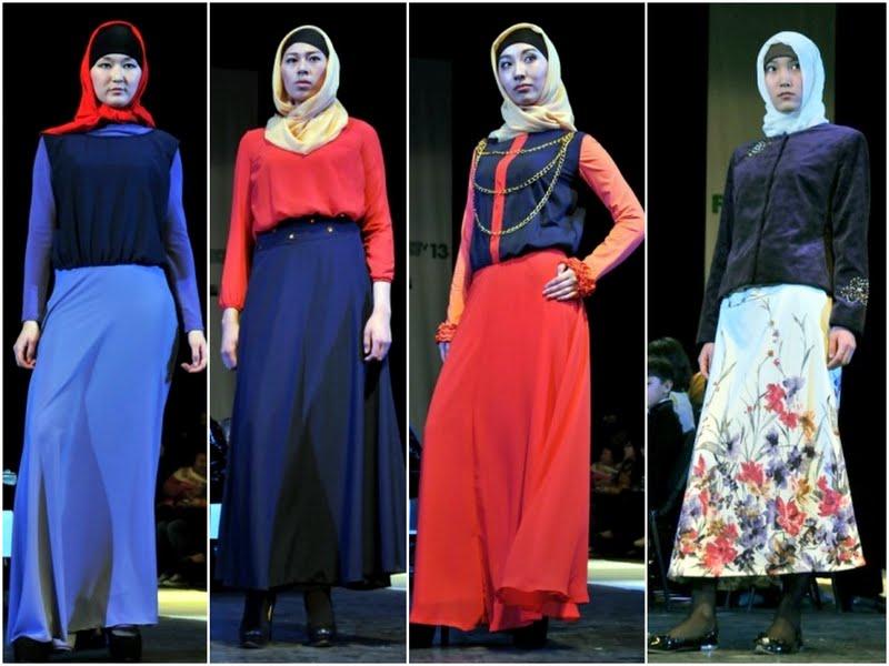 Islamic Fashion Show Malaysia