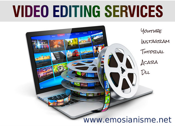 Jasa Editing Video Murah