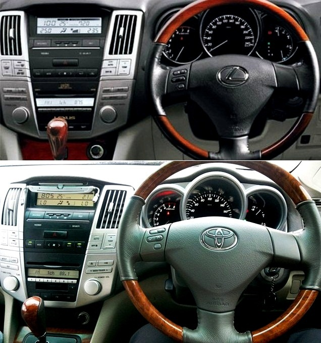 Toyota Harrier 240g (2nd Generation) - Used or new car
