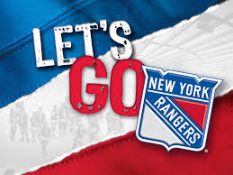 Let's Do This New York Rangers!
