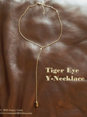 y-chain necklace