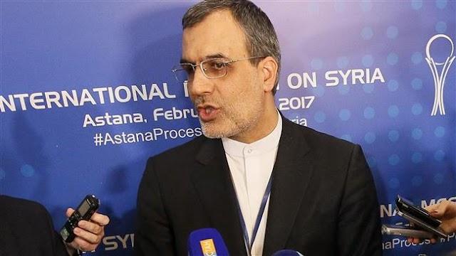 Astana summit aimed at facilitating intra-Syrian dialogue: Iran