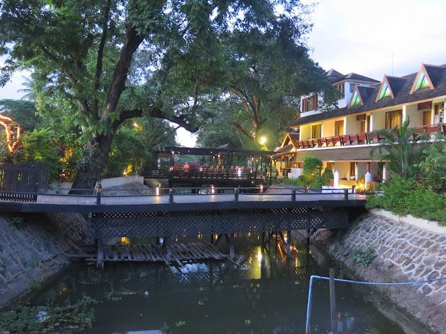 Establecimientos hosteleros del Lago Inle
