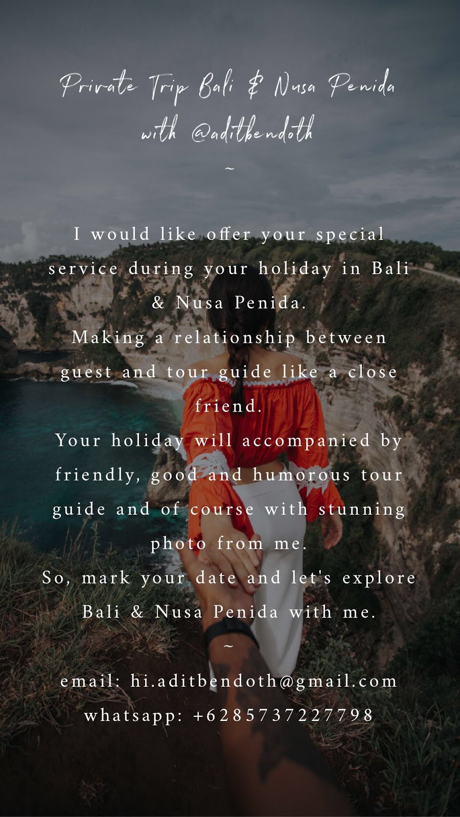 Private Trip To Bali