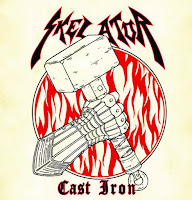 "Skelator - ""Cast Iron"" (audio) from the s/t single"