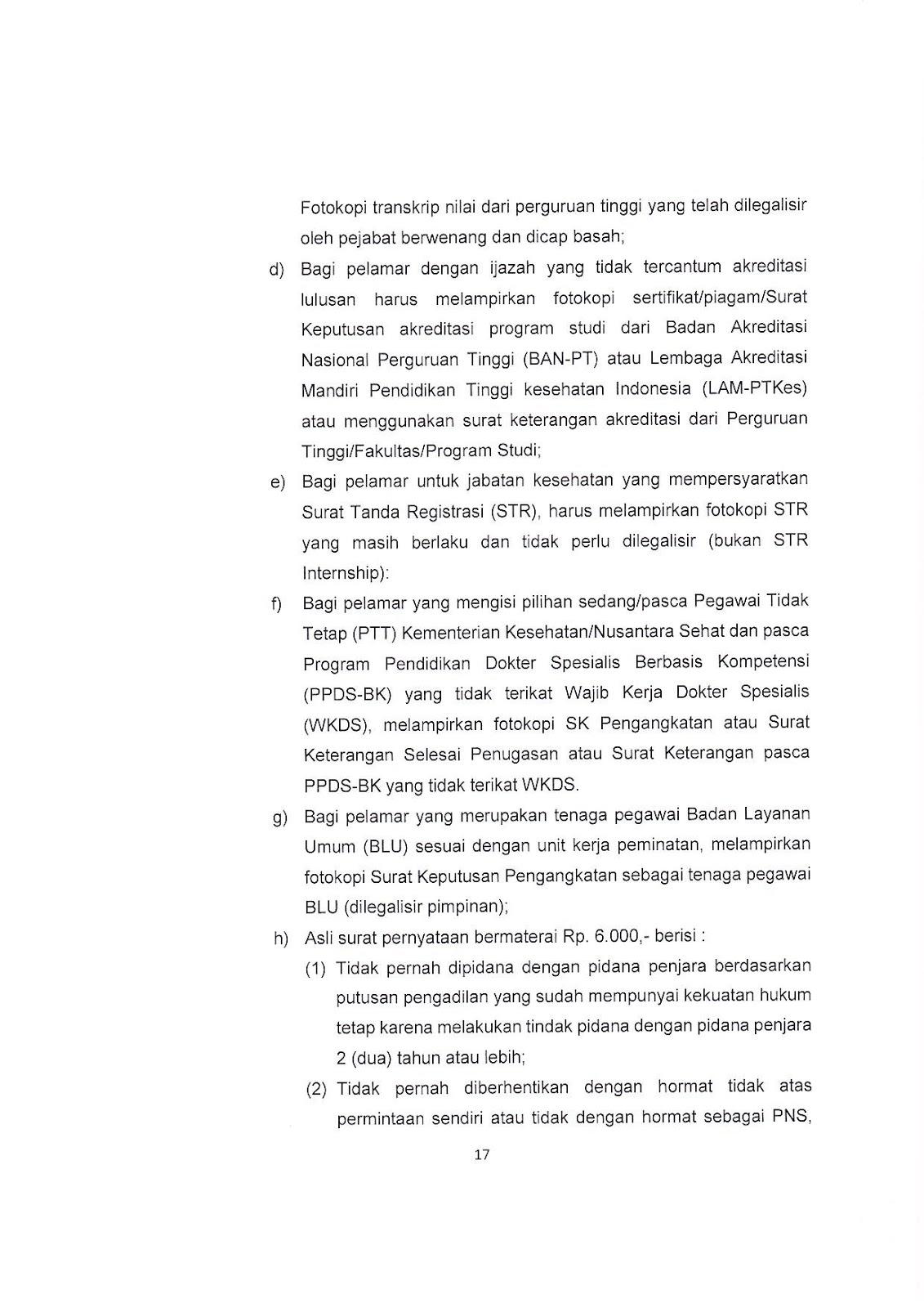 Contoh Surat Lamaran Kerja Rumah Sakit Bhayangkara