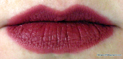 Maybelline Color Sensational Creamy Matte Lipstick in Touch of Spice