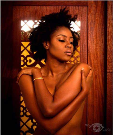 Look At How Beautiful And Sexy This Ghanaian Actress Yvonne Nelson Is On Her Look