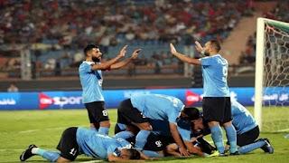 الأهلي المصري يودع البطولة العربية بعد خسارته اليوم امام الفيصلي الأردني  بهدفين لهدف