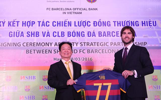 El Barça estrena regional partner en Vietnam
