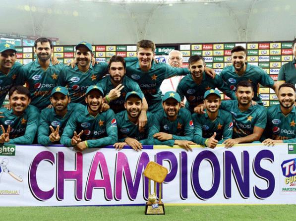 The year 2018; Pakistani cricket narrative