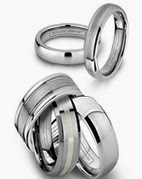 Tungsten Rings, Tungsten Engagement Rings