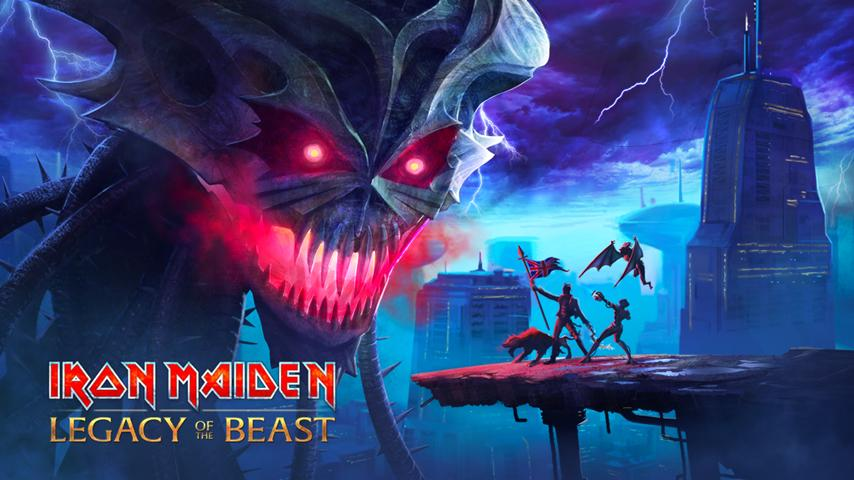 Iron Maiden Legacy of the Beast MOD APK