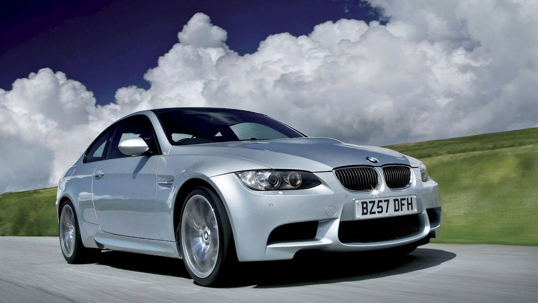 BMW Car HD Wallpaper 6