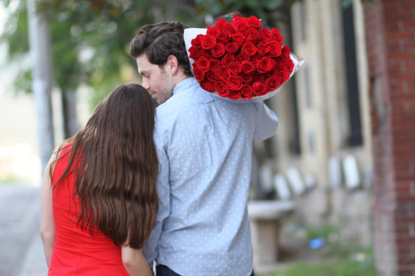 Rosas Rojas Para Enamorar
