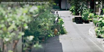 Salah Satu Contoh Monster Pokemon Yang Tampak Di Dunia Nyata