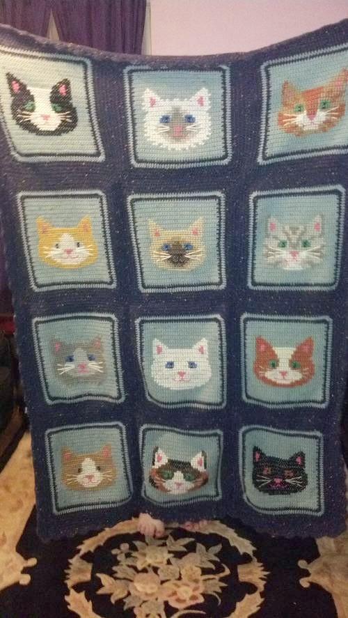 De Haakbaak Haakpatronen Katten