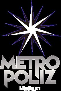 三代目J Soul Brothersのドームツアー「METROPOLIZ」のロゴ