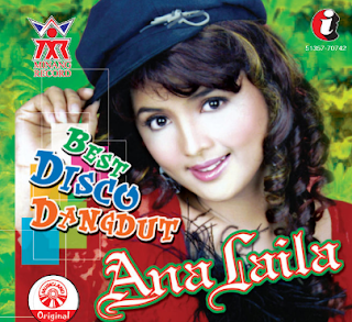 Download Lagu Mp3 Disco Dangdut Hits dan Syahdu Ana Laila  Full Album Lengkap