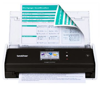 Brother ADS-1500W Scanner & Driver Software Download